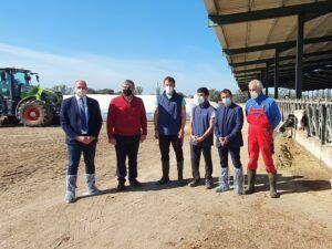 Más de 140 jóvenes agricultores y ganaderos de la comarca de Talavera se han incorporado a través de las ayudas del Gobierno regional
