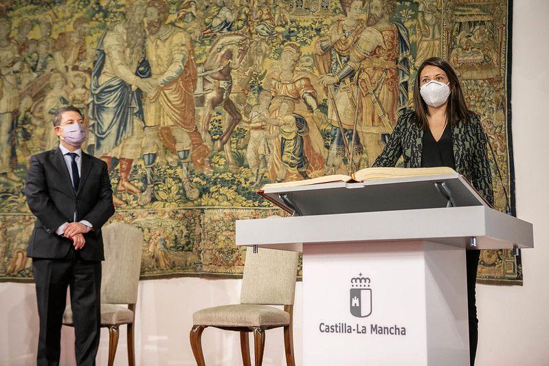 Castilla-La Mancha adelanta su plan de vacunación y empezará a inmunizar a la población de entre 70 y 80 años la próxima semana