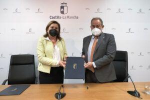 El Gobierno regional y la UCLM trabajan ya en un nuevo acuerdo para los próximos años basado en el cumplimiento de objetivos