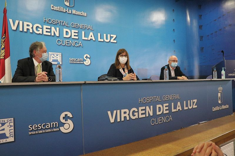 El Gobierno de Castilla-La Mancha destaca la mejora en la atención y funcionamiento de la sanidad en el área sanitaria de Cuenca en los últimos años