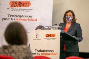 El Gobierno de Castilla-La Mancha multiplica por más de tres la cuantía de las ayudas destinadas a la prevención de riesgos laborales desde 2015