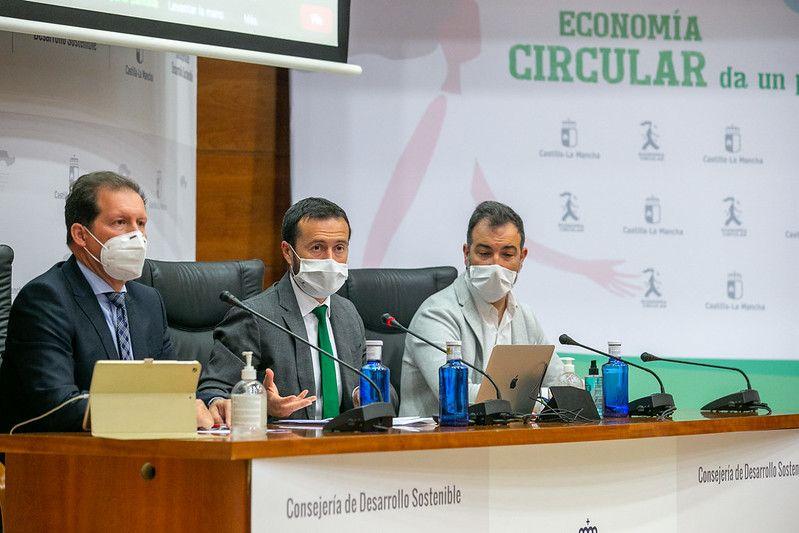 El Gobierno de Castilla-La Mancha crea el Foro de Expertos que va a impulsar el desarrollo de la estrategia de economía circular en la región