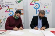 Albacete Basket y AFANION firman un convenio de colaboración para dar visibilidad a ambas entidades