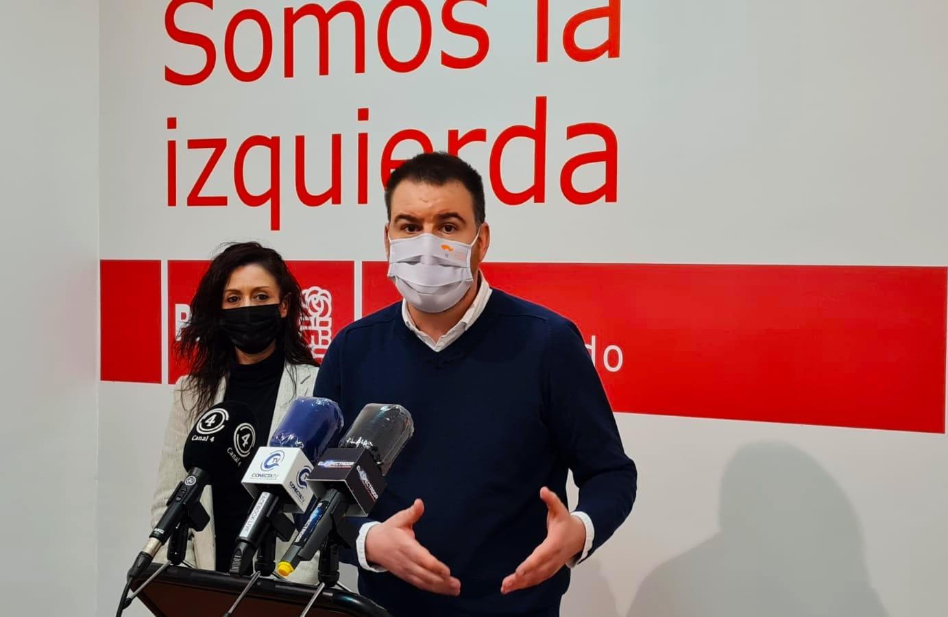 El PSOE de Albacete aplaude que el Gobierno regional redoble la inversión para la creación de empleo con 102 millones de euros que generarán cerca de 2.800 contratos en la provincia