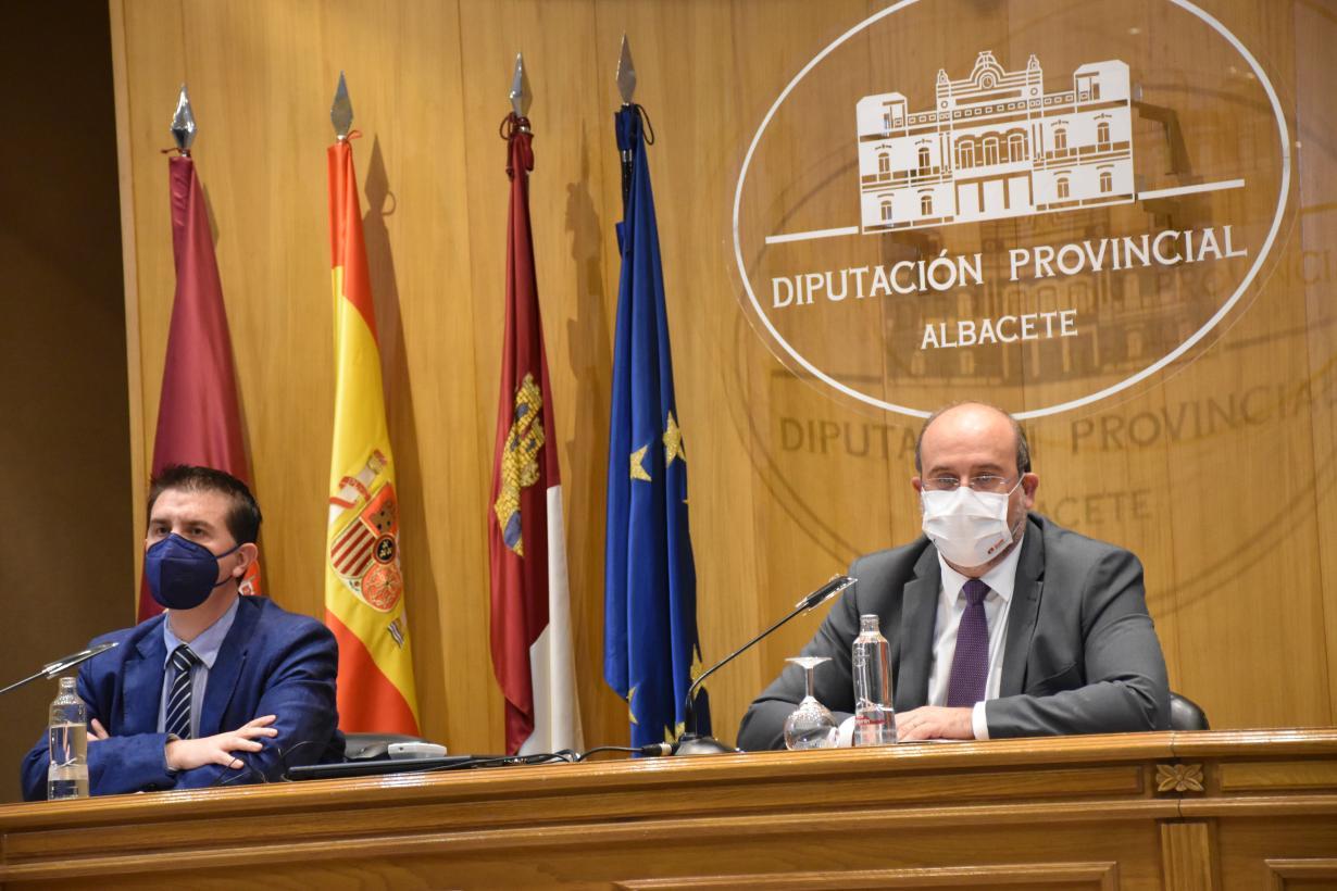 El Plan Regional de Empleo permitirá la contratación de casi 2.800 desempleados en la provincia de Albacete