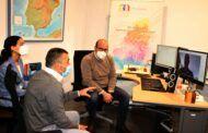 El Instituto Geográfico Nacional pone fin a la provisionalidad de la línea de límite jurisdiccional entre Hellín y Albatana