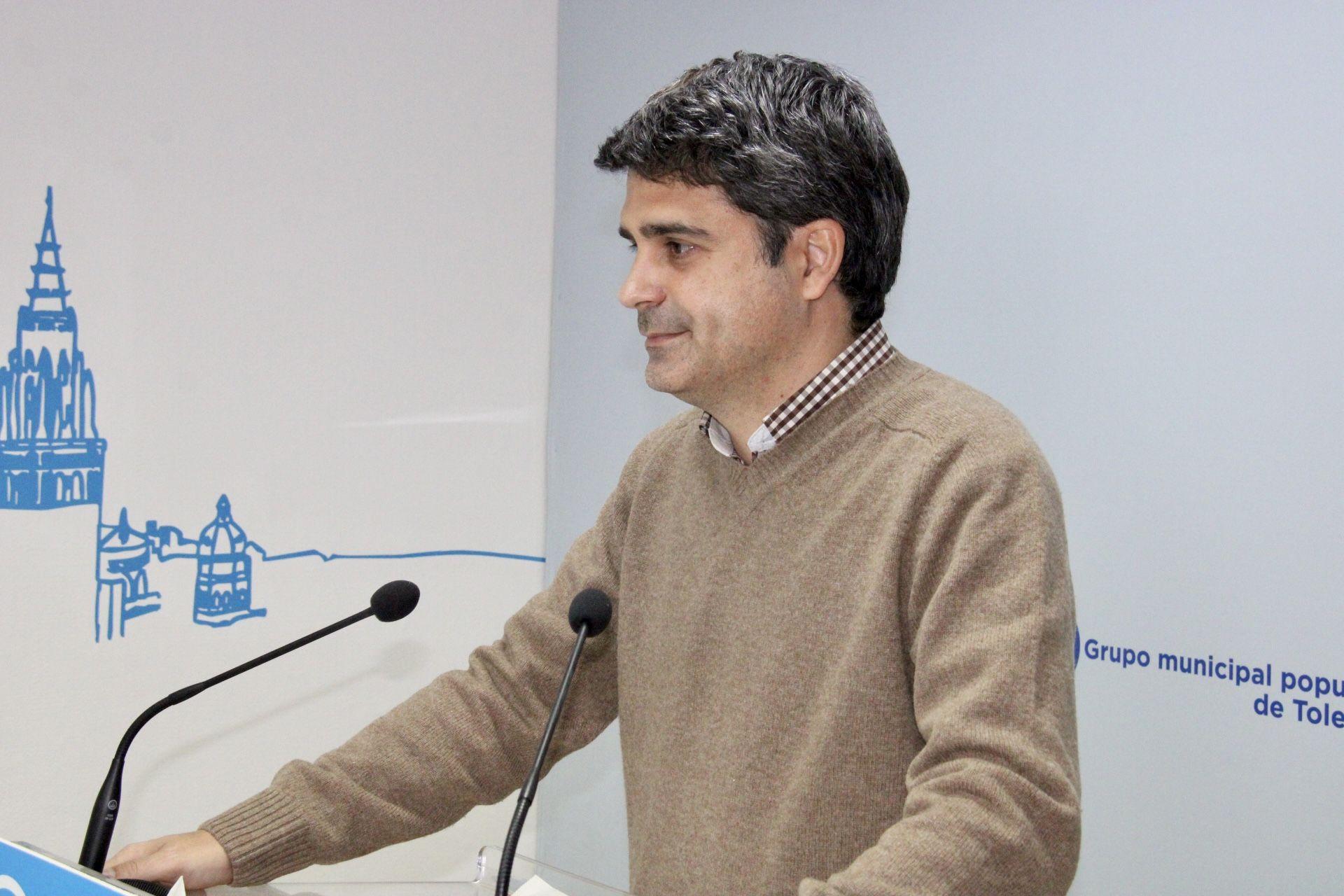 Alcalde censura que Tolón presuma de fortaleza económica cuando el paro aumentó en marzo en Toledo por encima de la media regional y de otras capitales de Castilla-La Mancha