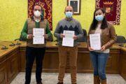 Los alcaldes de Los Navalucillos, Torrecilla de la Jara y Retamoso de la Jara reclaman a la Diputación el arreglo de un camino que comparten