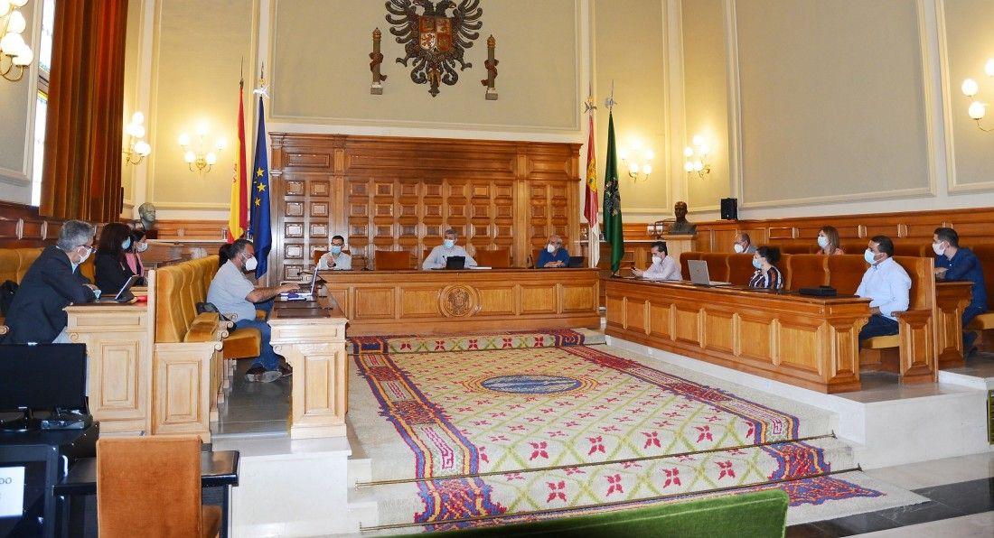 La Diputación de Toledo destina nuevas ayudas para fines sociales y culturales en la provincia