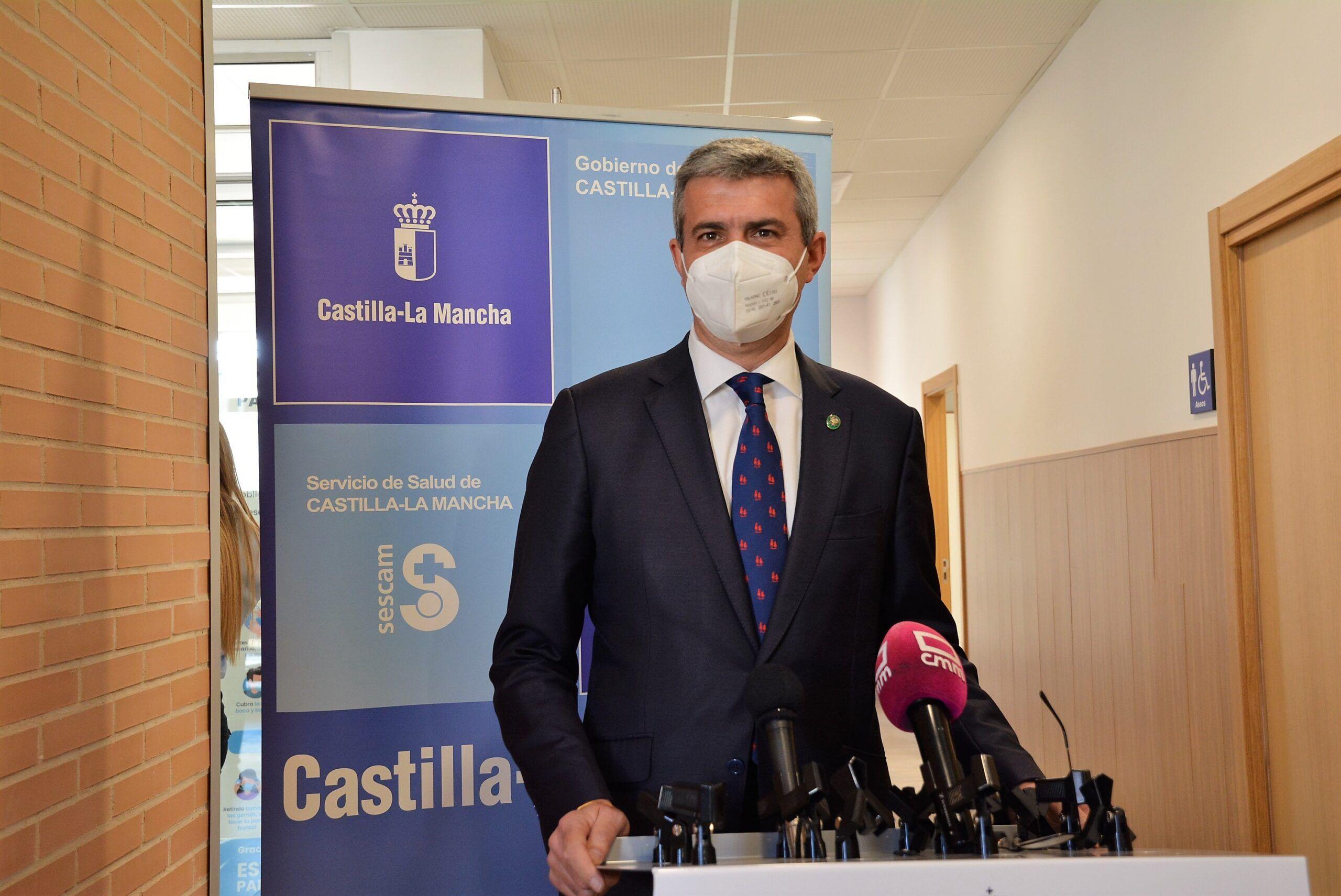 Álvaro Gutiérrez destaca las inversiones millonarias de su Gobierno en los pueblos de la provincia de Toledo