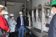 El Gobierno regional resalta el impulso a los proyectos de economía circular con la inversión de 2,4 millones de euros en la planta Clamber para nuevas iniciativas de I+D+i