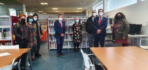 El Gobierno regional destina 329.698 euros en ayudas para mejorar e impulsar las bibliotecas de casi un centenar de municipios de la provincia