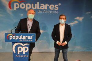 Cañizares pide a García-Page criterios sanitarios claros para que la Hostelería pueda planificar su actividad en los próximos meses, tal y como reclama Paco Núñez