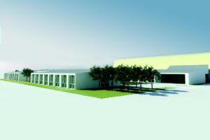 Firmado el contrato con la empresa que ejecutará las obras de construcción del nuevo Centro de Salud Tomelloso 1