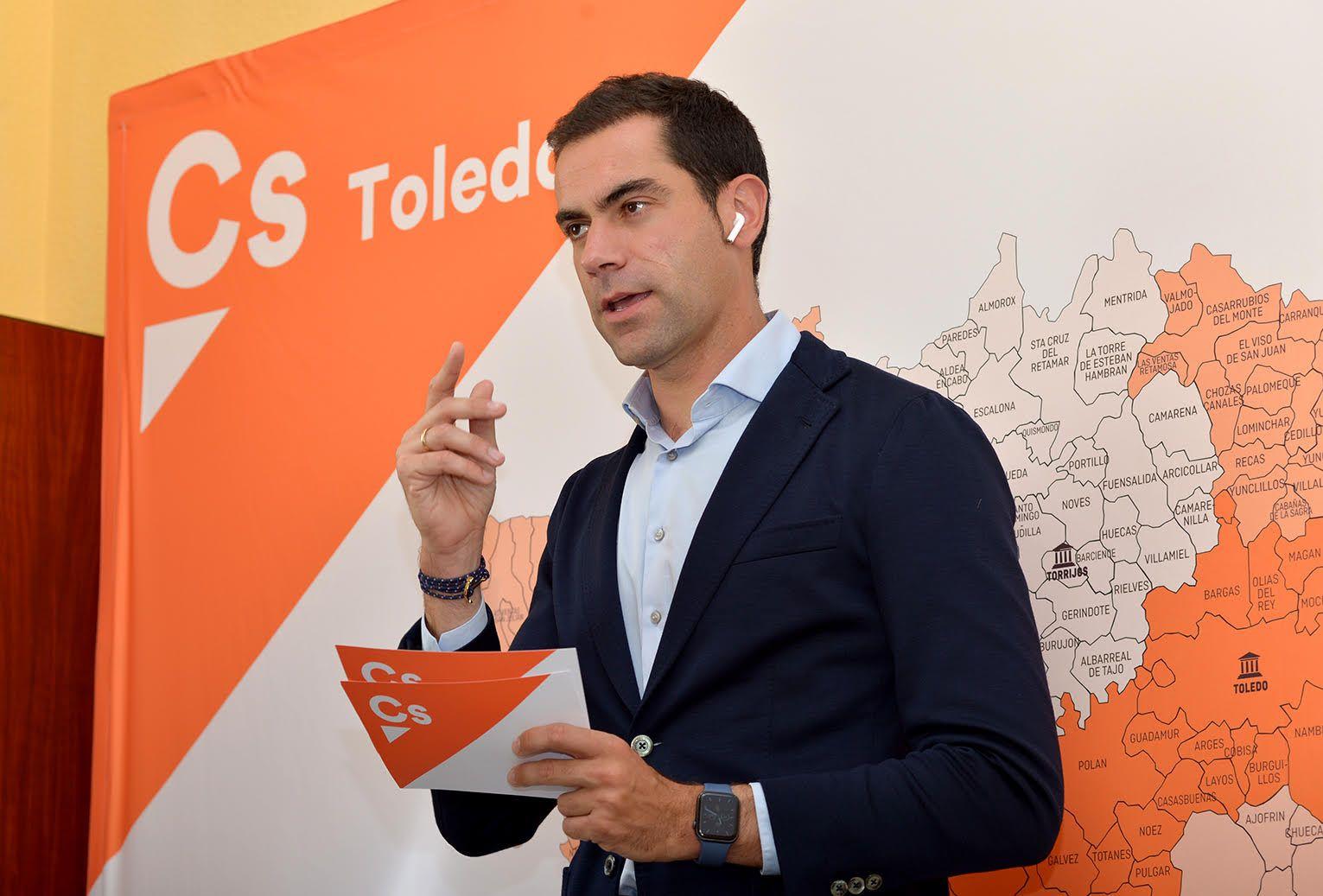 Cs Toledo lamenta que los planes de empleo de la Diputación insistan en un modelo
