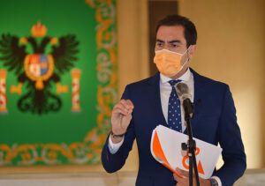"""Comendador denuncia el """"miedo"""" del presidente de la Diputación de Toledo a votar las propuestas de la oposición"""