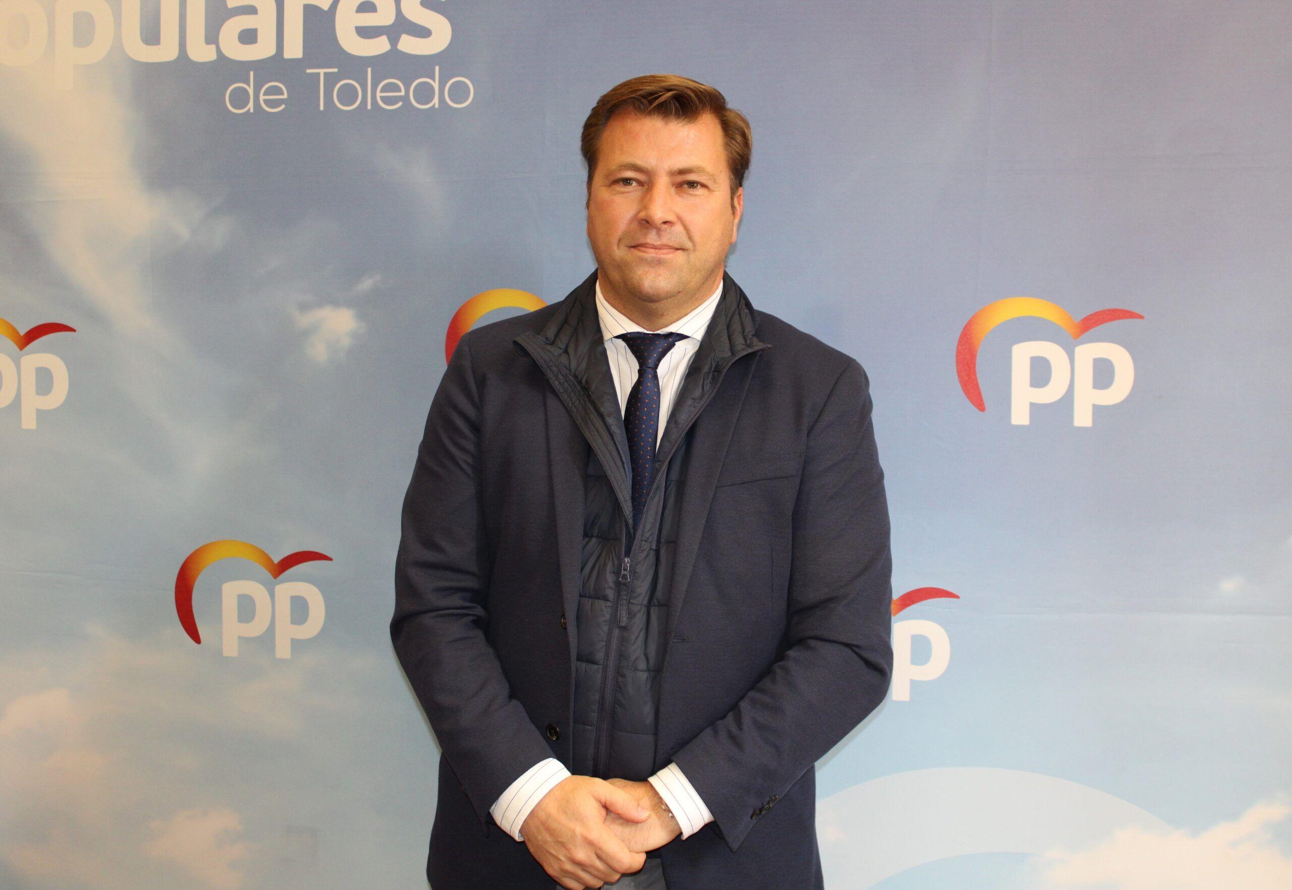 """Congosto lamenta que Page haya tenido """"la desvergüenza"""" de irse de turismo, mientras sus restricciones arruinan a los castellano manchegos"""