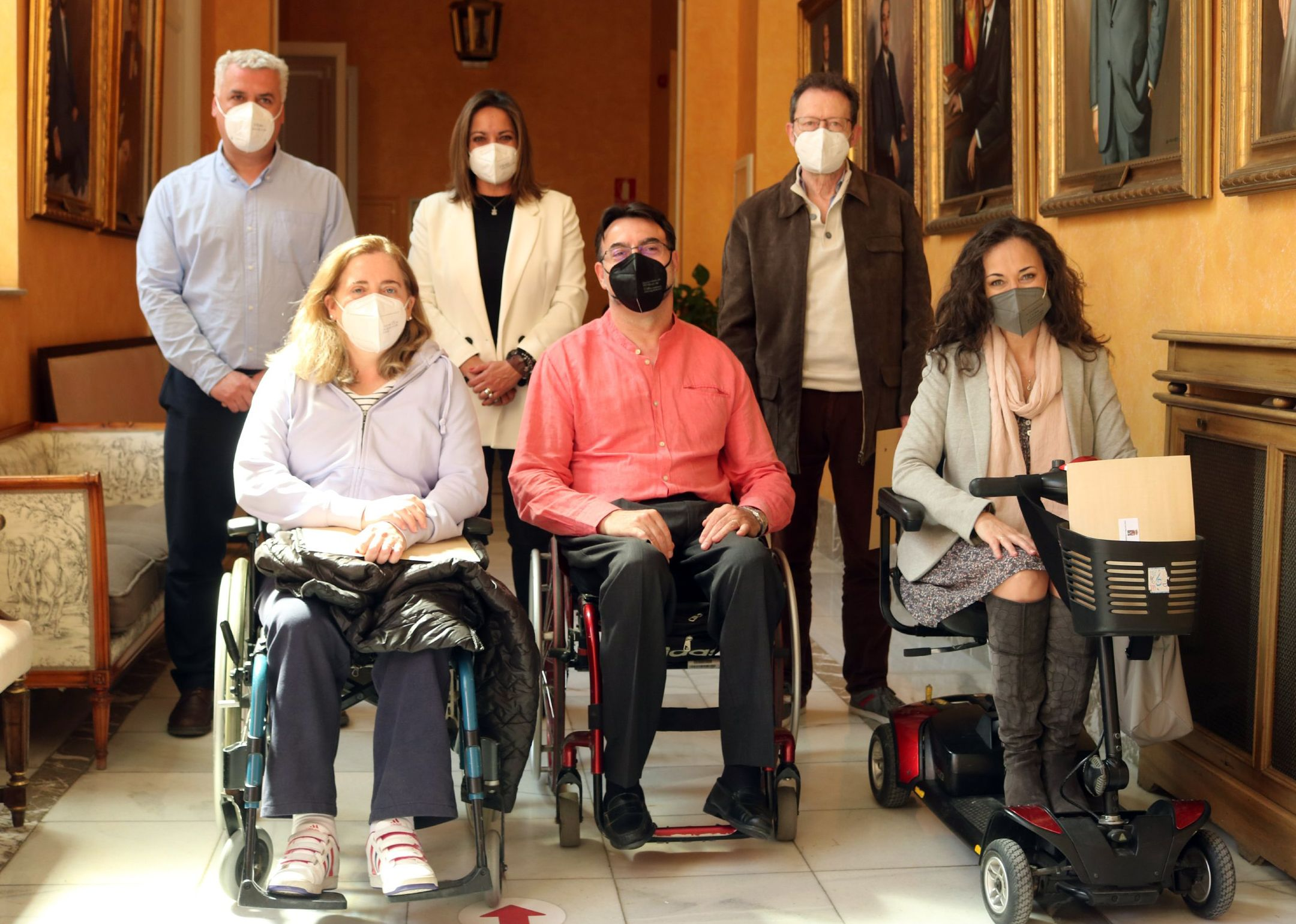La Diputación de Guadalajara apoya al tejido social con más de 57.000 €