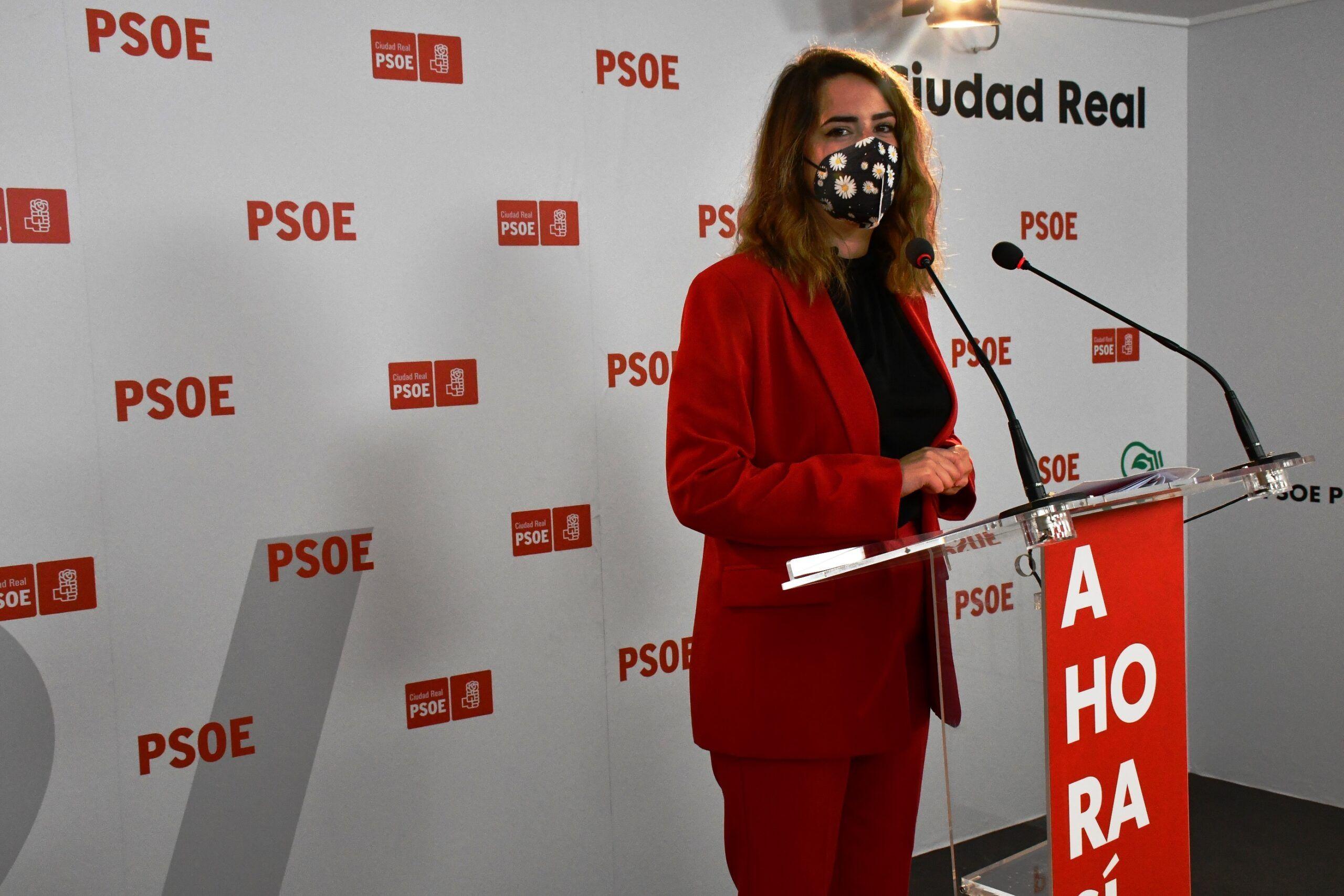"""Cristina López: """"El Gobierno de España ha mostrado su firme apoyo a agricultores y ganaderos,y para ellos el PSOE seguirá trabajando desde las instituciones"""""""