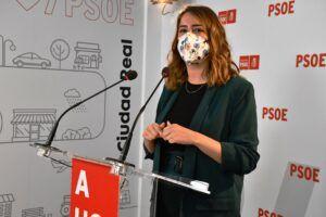 """PSOE de Ciudad Real: """"El Gobierno de Pilar Zamora, sin dejar de invertir en Ciudad Real, ha gestionado el fin de la deuda y continúa generando empleo"""""""