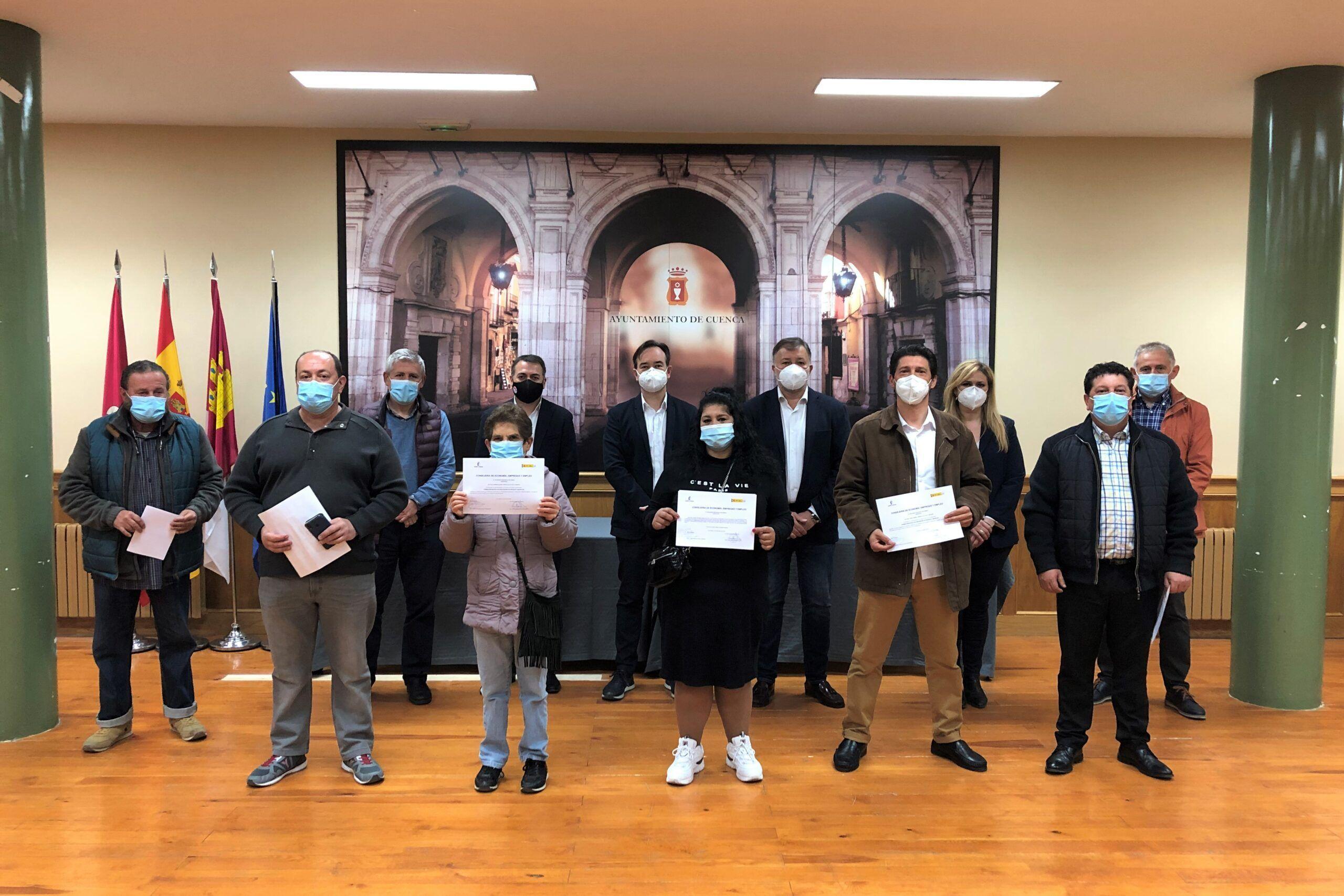 El Recual 2020 del Ayuntamiento de Cuenca se cierra con más de 70 actuaciones en seis colegios
