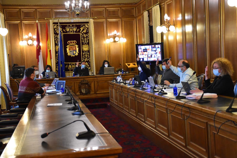 La Diputación aprueba el convenio de bomberos con el Ayuntamiento de Cuenca para dar servicio a 15.186 personas