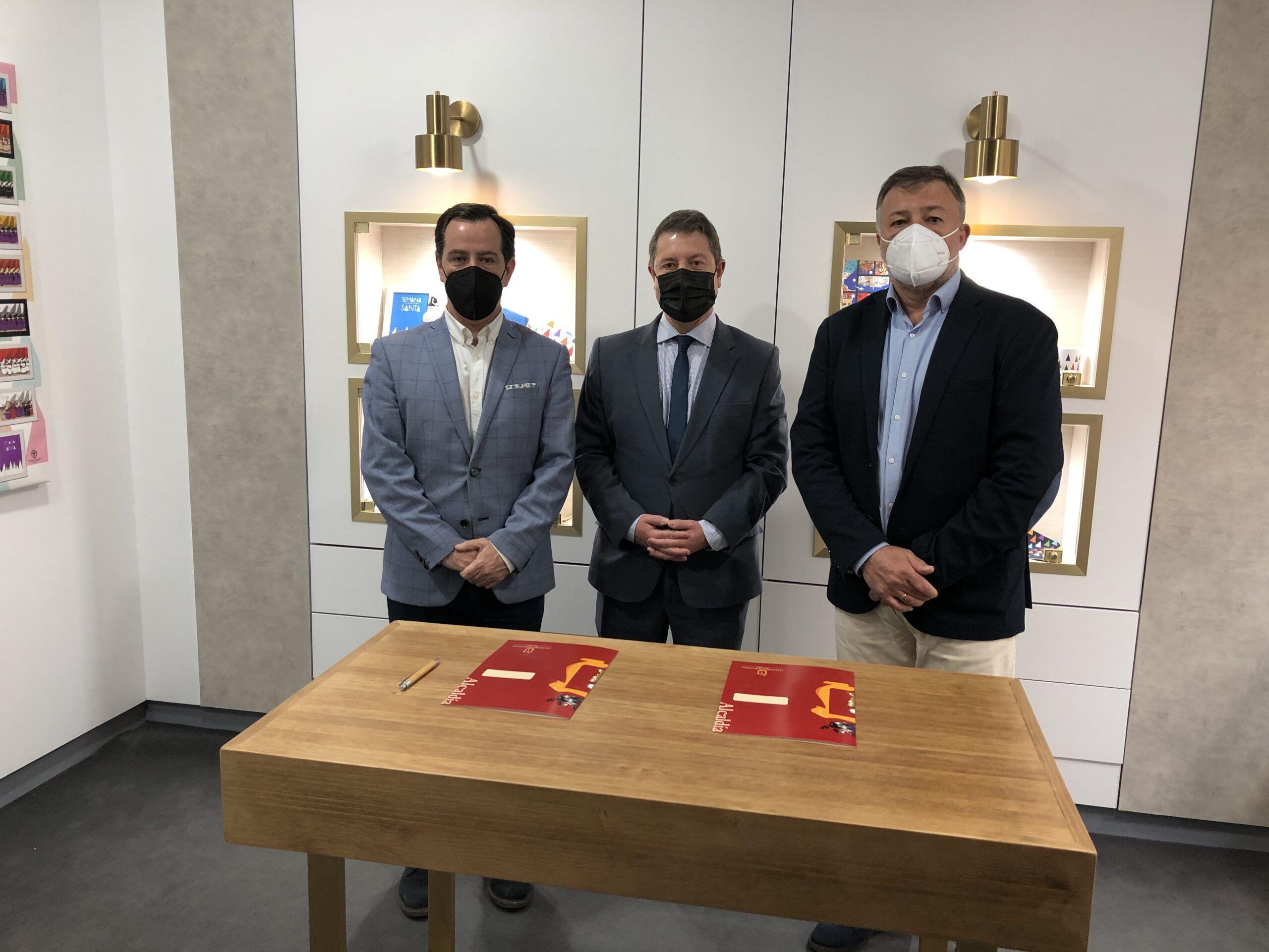 El Ayuntamiento de Cuenca aporta 15.000 euros para colaborar con la Junta de Cofradías en las actividades vinculadas a la Semana Santa