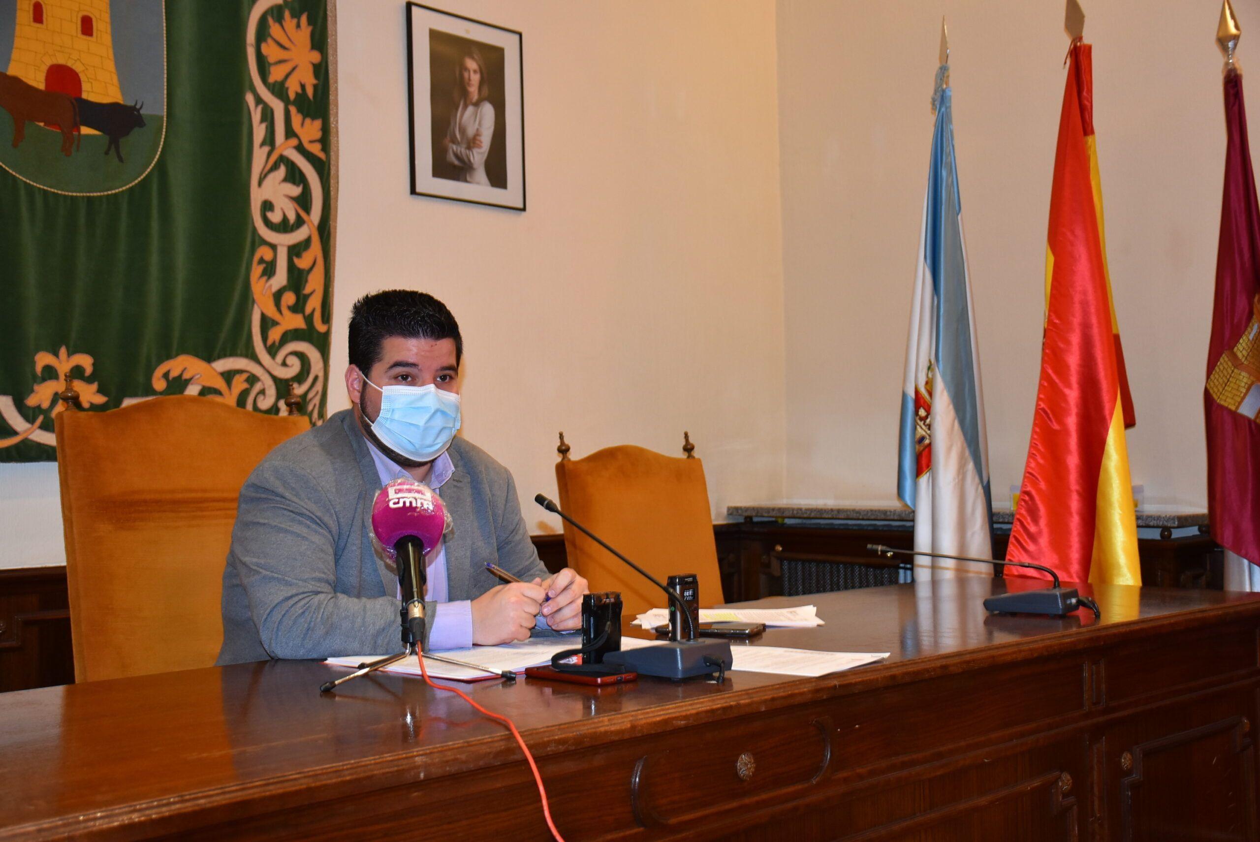 "Daniel Tito ensalza la ""lucha"" del Gobierno municipal para ""poner freno a la violencia de género"""