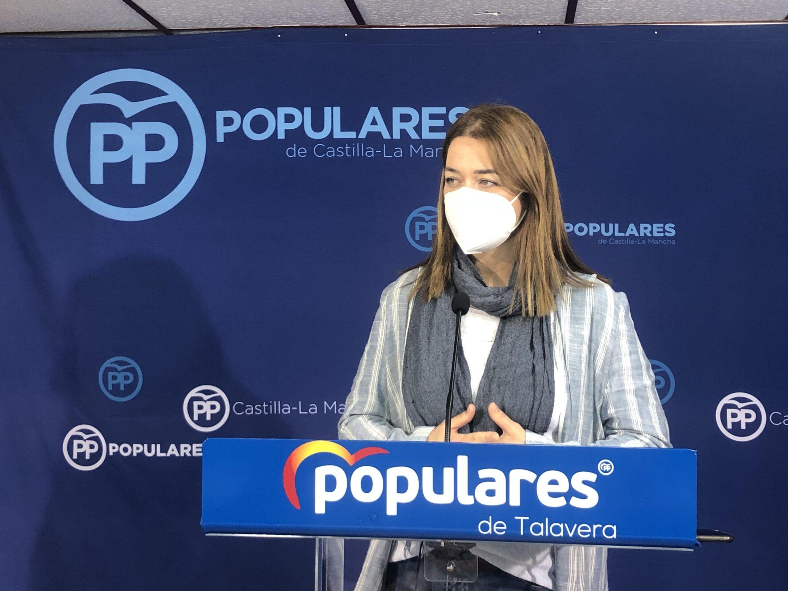 """Delgado: """"El PSOE ha destinado una cuantía innecesariaa unas Mondas que no han tenido ninguna repercusión"""""""