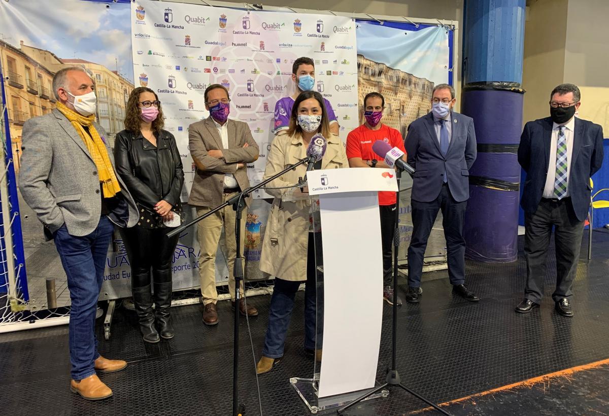 El Diario Oficial de Castilla-La Mancha publicará mañana una resolución por la que se destinan 1,1 millones de euros en ayudas a clubes deportivos