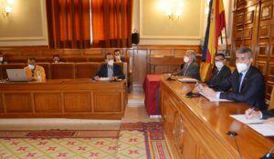 Álvaro Gutiérrez reduce en más de 40 millones de euros la deuda de la Diputación de Toledo