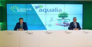 Eurocaja Rural y FCC Aqualia S.A. se unen para detectar y cuantificar el coronavirus en aguas residuales