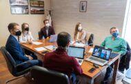 El Gobierno regional y la Universidad de Castilla-La Mancha (UCLM) abordan nuevas formas de cooperación en materia europea
