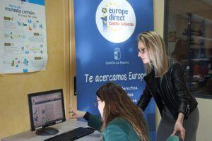 Castilla-La Mancha, única región española seleccionada para actividades de información en el marco de la Conferencia del futuro de Europa