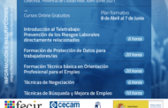 FECIR CEOE-CEPYME INICIA, UN AÑO MÁS, UN PROGRAMA DE FORMACIÓN GRATUITA EN MATERIA LABORAL