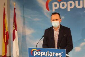 Fermín Gómez respalda el modelo de Díaz-Ayuso en la Comunidad de Madrid frente a las restricciones y la subida de impuestos del PSOE