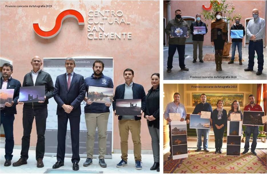 """""""Las plazas de la provincia"""", protagonistas del IV concurso de fotografía de la Diputación de Toledo"""