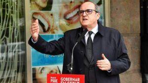 """Gabilondo advierte de que el desempate entre progresistas y conservadores """"depende de 50.000 votos"""" y hace un llamamiento a lograr """"un gobierno de progreso"""""""