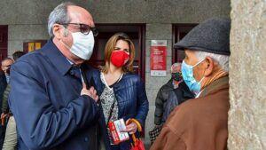 """Gabilondo llama """"a toda la izquierda"""" y a los votantes de Cs a optar por quienes harán posible un cambio de gobierno en Madrid"""