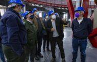 García-Page conoce el trabajo del Gran Telescopio Canarias (GTC) dentro del proyecto StarLight que impulsa el Gobierno regional