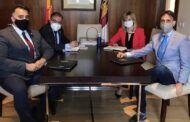 El grupo parlamentario socialista muestra su gratitud y apoyo a la Asociación Profesional de Cabos de la Guardia Civil