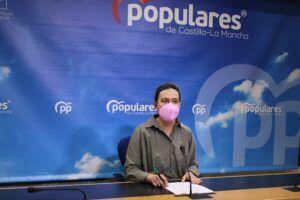 Guarinos denuncia que las prohibiciones para los castellanos se convierten en `privilegios´ para Page y exige explicaciones inmediatas de su viaje a Canarias pagado con dinero público