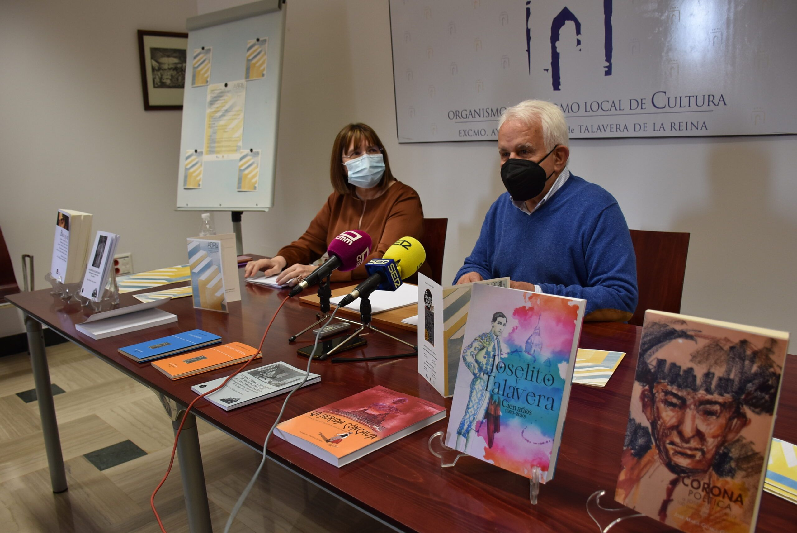 El equipo de Gobierno repartirá más de 1.000 libros en colegios e inaugurará la exposición 'El Quijote en el cómic' con motivo del Día del Libro en Talavera
