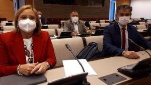 """Manuel González Ramos: """"Impulsamos la Ley de cadena alimentaria cumpliendo nuestro compromiso con el sector"""""""