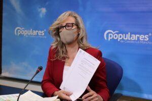 """Merino anuncia que el PP-CLM ha registrado la comparecencia urgente de Page en las Cortes Regionales para que explique su """"bochornoso"""" viaje a Canarias"""