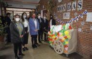 El Gobierno regional destaca la importancia que tiene la cerámica para el sistema educativo de la ciudad de Talavera de la Reina