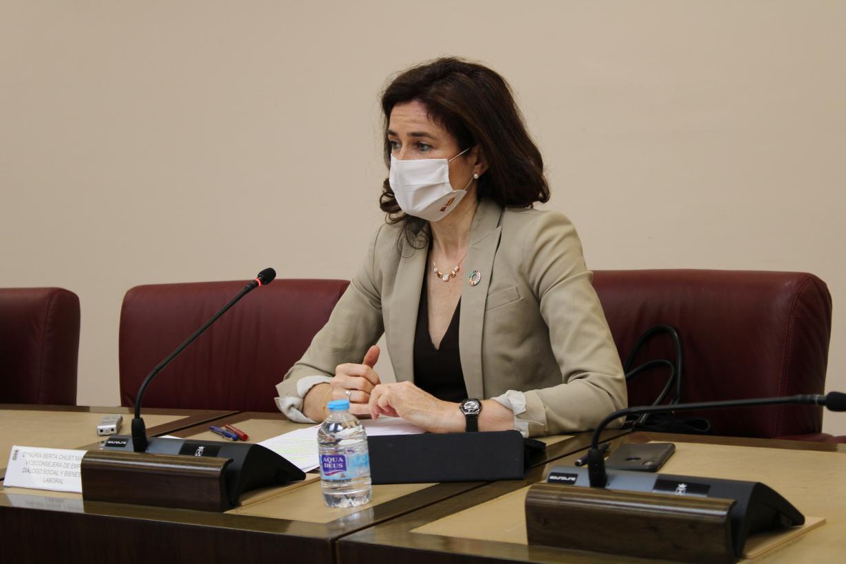 """El Gobierno de Castilla-La Mancha reafirma su compromiso con la """"concertación"""" a través del nuevo Plan de Empleo y la creación del Consejo del Diálogo Social"""