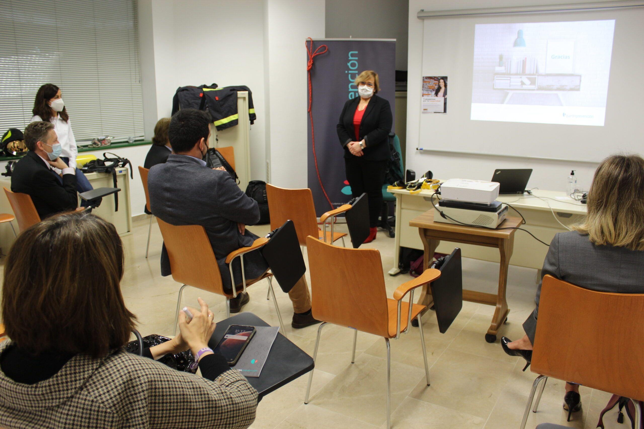 El Gobierno de Castilla-La Mancha destaca la necesidad de la formación y el asesoramiento en materia de seguridad y salud laboral