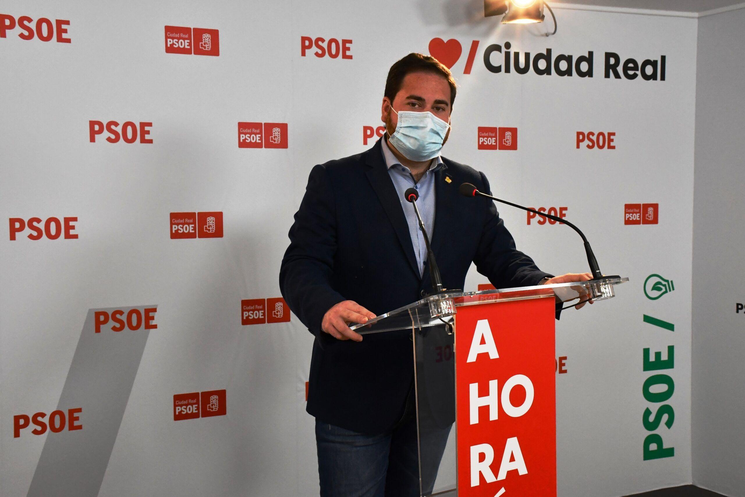 """Pablo Camacho: """"Donde el PP ve `bandazos´ la ciudadanía ve una gestión responsable y prudente de la pandemia"""""""