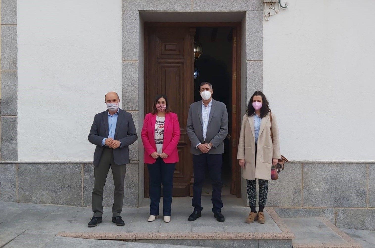 El Gobierno de Castilla-La Mancha se interesa por el museo sobre el inventor Mónico Sánchez que proyecta el Ayuntamiento de Piedrabuena